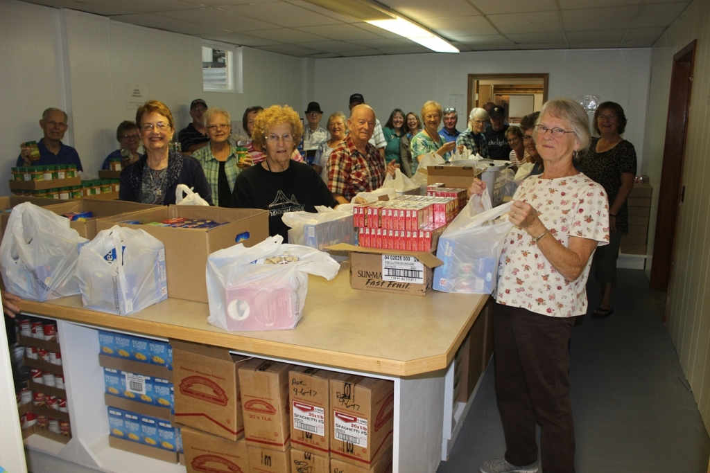 Uplift Pine River Kids - Packing Boxes